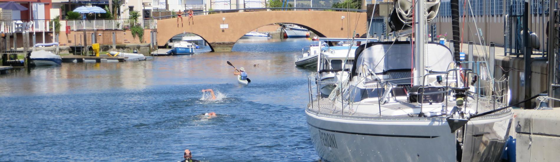 Knysna Lagoon Mile Swim